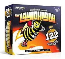 ZOOMENTERTAINMENTS The Launchpack Karaoke Starter Pack - 6 CD+G Box Set NEU/OVP