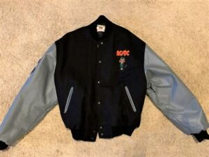 RARE AC/DC Ballbreaker World Tour Jacket XL