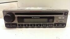 Original 2004-2008 Subaru Forester Radio AM-FM mit CD 86201SA021 CQ-JF7360AK
