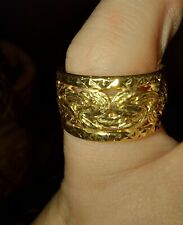 10kt Mens Pinky Ring