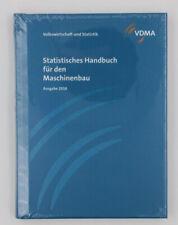 Statistisches Handbuch für den Maschinenbau Ausgabe 2018 | Buch