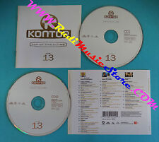 CD Compilation Kontor Top Of The Clubs Volume 13 584 212-2  no lp mc vhs (C18)