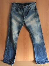 Jeans Levi's 507(0463) Bootcut W33L34 Dirty Sand Faded