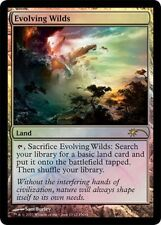 MTG: Evolving Wilds - Foil Land - FNM Promos - Magic Card