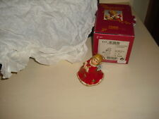 Goebel Engel Jahresengel Jahresengelglöckchen Engelglocke 1994 rot OVP