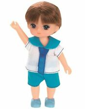 Takara Tomy Licca Doll Kindergarten Uniform Riku Kun Japan