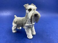 Sandicast Scottish Terrier Scottie  Dog Sculpture Figurine Figure
