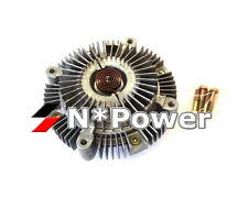 USMW FAN CLUTCH FOR Nissan Bluebird 4.1985-06.1986 2.0L Carb Series 3 CA20