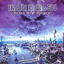 Brave New World von Iron Maiden | CD | Zustand gut