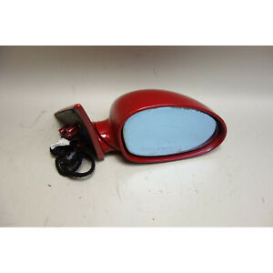2001-2006 BMW E46 M3 M Right Passenger Outside Side Mirror Imola Red OEM