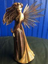 "Dragonsite ""Autumn Splendor"" Fairy Hand Crafted Figurine"