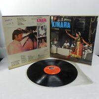Kinara LP Record Bollywood R D Burman Hindi Sound Track Rare Vinyl 1976 Indian