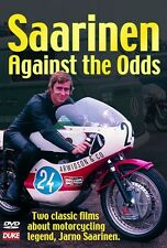 Jarno Saarinen - Against the Odds (New DVD) Motorcycle Sport NTSC All Region
