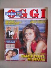 OGGI n°53 1993 Ornella Muti Mago Silvan Benigni Frizzi & Dalla Chiesa [G800]