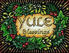 Yule Sabbat 25 herb lot:celtic,wicca,winter solstice,witch,pagan
