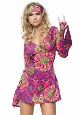 Leg Avenue Hippie Girl Adult Costume - M/L