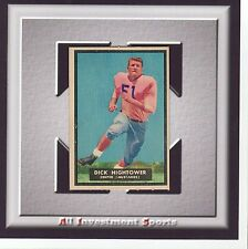 1951 Topps Magic DICK HIGHTOWER #51 NM *fabulous card for your set* M41C