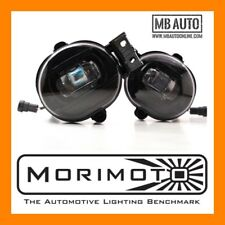 2003-2009 Dodge Ram 2500 3500 Morimoto XB Projector LED Fog Lights Pair 5500K
