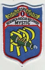 DSRV-1 Mystic Research-Rescue-Recovery - BC Patch - Cat No. C6888 - Submarine