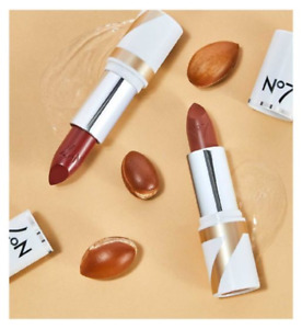 No7 Age Defying Lipstick 3.5g - CHOOSE SHADE - NEW Sealed