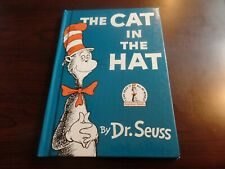 Hardcover The Cat In The Hat by Dr. Seuss #3450
