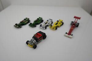 Hot Wheels McDonalds Autos