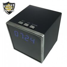Streetwise Cube Clock DVR Camera DVR - Spy Camera, Hidden Camera