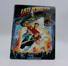LAST ACTION HERO - Bluray Steelbook Magnet Cover (NOT LENTICULAR)