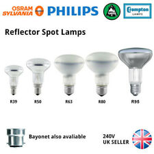 Reflector Spot Lamp Dimmable Light Bulb - 240V R39 R50 R63 R64 R80 R95