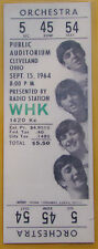 ♫ THE BEATLES 1964 repo Concert Tickets 8 different tickets LOT # 1  ♫