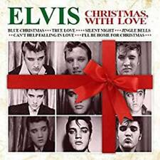 Elvis Presley - CHRISTMAS WITH LOVE - NEW E RECORDINGS - CD - NEW & SEALED