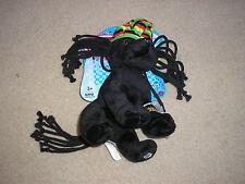 New with unused Tag Webkinz Rockerz Dog
