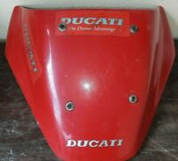 Ducati Monster CopriSella Originale  Moto Codino Carena Coda