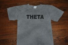 T-SHIRT S SMALL KAPPA ALPHA THETA SORORITY 2002 WE BUST OURS TO GET YOURS SHIRT