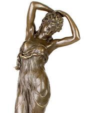 Bronzo allegoria bellezze naturali di una donna di circa 68cm Natural Beauty of Women