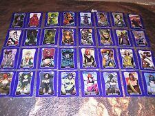DANGEROUS DIVAS SET 2 Series 90 CARDS 2014 Marvel Women Heroes & Villains