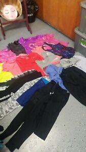 Nike, Under Armour, Fila, Reebok, Huge Active Wear Lot Size Small