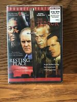 Resting Place & The Terror (DVD 2008) Brand New Morgan Freeman Jack Nicholson