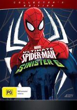 Ultimate Spider-Man - Season 4 - Collector's Edition, 2017 Children & Famil...