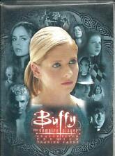 Buffy the Vampire Slayer Season 7 Complete 90 Card Set
