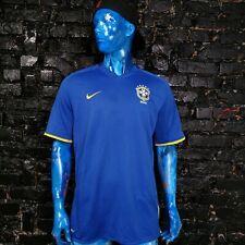 Brazil Jersey Away football shirt 2008 - 2010 Nike Trikot Mens Size 2XL