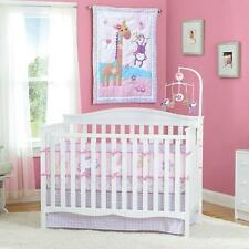 NIB Summer SwaddleMe 4-Piece Crib Bedding Set Blankets Mobile + Deluxe Wrap