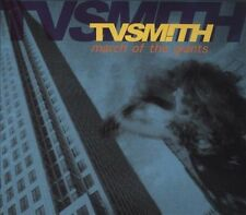 """March of the Giants [Digipak] by TV Smith (Timothy """"T. V."""" Smith) (CD,..."""