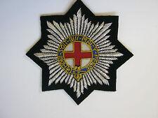 Coldstream Guards Bullion Wire Embroidered Blazer Badge - British Army