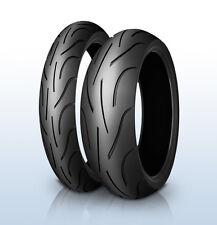 Michelin Pilot Power Satz 120/70 und 180/55 ZR 17 Motorradreifen