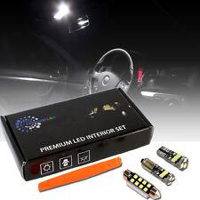 KIT 12 LUXE Ampoules LED Blanc Pour GOLF 5 V anti erreur OBD habitacle intérieur