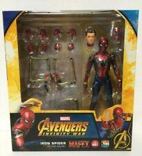 AUTHENTIC MEDICOM MAFEX Avengers Infinity War Iron Spider SPIDER-MAN - US SELLER