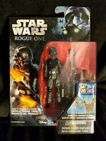 "STAR WARS ROGUE ONE IMPERIAL GROUND CREW 3.75"" ACTION FIGURE NEW"