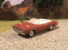 1969 Dodge Super Bee Rusty Weathered Barn Find Custom 1/64 Diecast Farm Mopar
