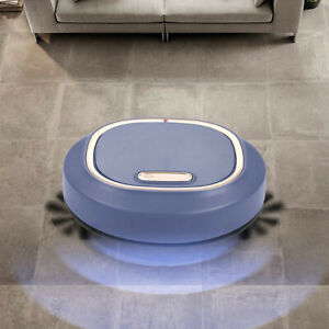 Household 3 IN 1 Robot Vacuum Cleaner Auto Cleaning Mop for Pet Hair Dust